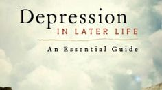 "My book ""Depression in Later Life: An Essential Guide"" was named the 2016 Foreword INDIES Book of the Year Award! Winner"