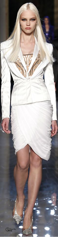 Atelier Versace ● Couture Spring 2014