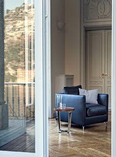 Interior by Lorenzo Pennati, via Behance