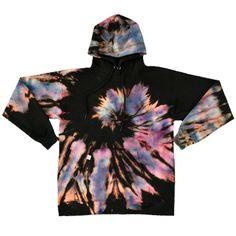 [ART] I made these reverse tie dye galaxy hoodies and Im obsessed tye dye shirts with bleach Tye And Dye, How To Tie Dye, Tye Dye, Reverse Tie Dye, Diy Tie Dye Shirts, Tie Dye Crafts, Spiral Tie Dye, Tie Dye Fashion, Tie Dye Techniques