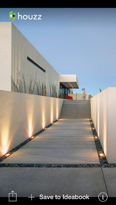 Have you just bought a new or planning to instal landscape lighting on the exsiting house? Are you looking for landscape lighting design ideas for inspiration? I have here expert landscape lighting design ideas you will love. Minimalist Landscape, Modern Landscape Design, Modern Garden Design, Modern Landscaping, Modern Design, Modern Minimalist, Landscaping Design, Modern Landscape Lighting, Yard Landscaping