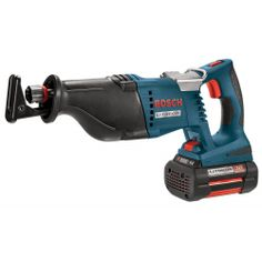 Bosch 1651K 36V CORDLESS RECIPROCATING SAW W1 FATPACK LITHIUM-ION BATTERY