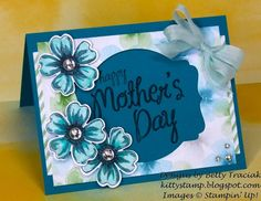 Flower Shop/My Mother by kittystamp - Cards and Paper Crafts at Splitcoaststampers