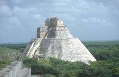 Uxmal Progresso Mexico