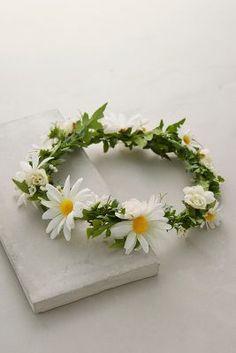 Anthropologie Spring Petals Flower Crown #anthroregistry