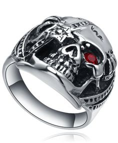 Ai Stainless Steel Jewelry – Anillo hecho con acero inoxidable