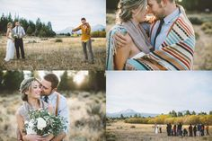 Eastern Oregon Elopement Victoria Carlson Photography