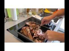 ΦΟΥΡΝΟΣ ΚΑΠΝΙΣΜΑΤΟΣ HELIA SMOKER BALKAN SEC ΣΚΟΠΕΛΙΤΗΣ Pork, Meat, Kale Stir Fry, Pork Chops