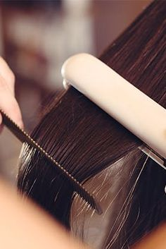 How to Make Your Brown Hair 10 Times Shinier - mathilda How To Get Brown Hair, How To Make Hair, Shiney Hair, Red Carpet Manicure, Types Of Manicures, Hair Photography, Clarifying Shampoo, Bleached Hair, Hair Images