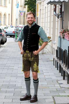 Look der Woche: Oktoberfest Outfit - Brash | BRASH Deutschland