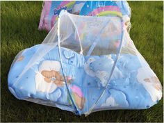 Baby Bed Foldable Baby Crib Tent mosquito net Newborn Sleep Travel Bed Newest barraca infantil cradle