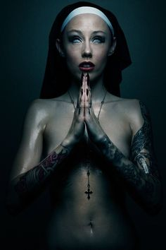 Bilderesultat for deviantart naughty nuns