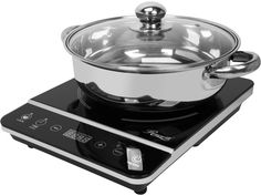 Rosewill 1800-Watt Induction Cooker Cooktop with Stainless Steel Pot RHAI-13001 - Newegg.com