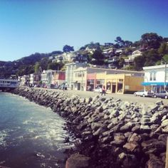 Sausalito, California