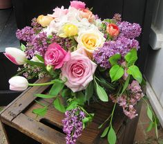 Design a Party ...: flower day !