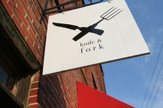 Knife & Fork - Spruce Pine, NC [Wordless Wednesday] - Home - the peche Great Barrington, Spruce Pine, Walla Walla, Western Food, Knife And Fork, Traverse City, Wine Country, Small Towns, North Carolina
