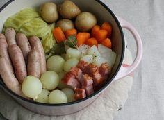 「無水ポトフ by オーナーズデスク コンシェルジュ」のレシピ お肉の旨味と野菜の甘みがぎゅっと凝縮されたスープは、絶品です!