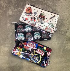 LOUNGEFLY X STAR WARS PENCIL CASES AVAILABLE AT http://loungefly.com