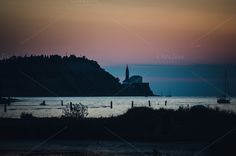 After sunset by Dreamy Pixel on Creative Market
