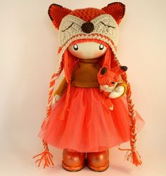 Hey, I found this really awesome Etsy listing at https://www.etsy.com/listing/503199881/rag-doll-zooey-fox-made-to-order