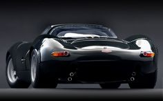 1966 Jaguar XJ13 V12 Prototype Sports Racer