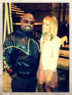Richie and Cee Lo