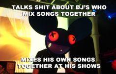 Deadmau5 Hypocrite