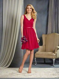Alfred Angelo Bridal Style 7363S from Signature Bridesmaids