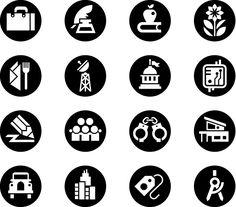 Monocle icons