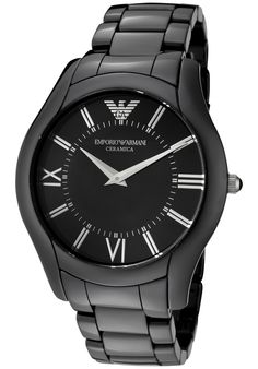 Another for my collection Armani Models, Armani Men, Emporio Armani, Armani Logo, Armani Watches, My Collection, Black Crystals, Michael Kors Watch, Omega Watch