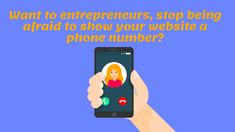 Most of Cloud Telephony For Startup companies worry that their website will have a phone number. Should we really be able to reply to all incoming calls? How can I handle what small, really busy and… Cloud Based Services, Text To Text Connections, Telephone Call, Silver Bullet, Call Backs, Target Audience, No Worries, Entrepreneur, Things To Come