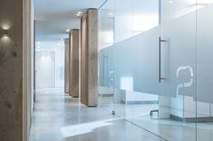 Kieferorthodädische Praxis Dr. Steigerwald, Design Reinhard Strasser Innenarchitektur
