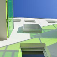 Les Opalines à Rennes : des appartements en accession libre au pied de la coulée verte : http://bit.ly/opalines-libres