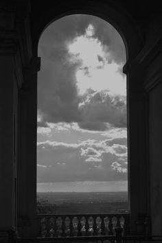 vista di Roma da Villa D'Este, Tivoli