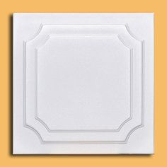 """50pc of Yalta White (20""""x20"""" Foam) Ceiling Tiles - Covers about 135sqft by Antique Ceilings, http://www.amazon.com/dp/B00AQ7CTI8/ref=cm_sw_r_pi_dp_VqE6qb03K03TE"""