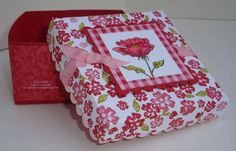 Bella Rose giftcards and box...