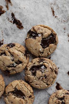 New Classic Chocolate Chunk Cookies