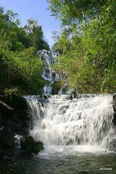 Mini waterfall  - Canindeyu