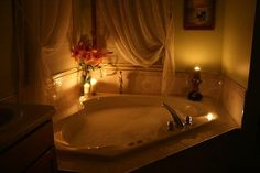 Bathroom Inspiring Romantic Bathroom Valentines Day Ideas With