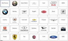 De 17 Beste Bildene For Car Badges Car Badges Car Logos With