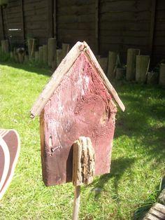 Drift Wood beach hut Drift Wood, Wood Art, Crates, Badge, Coastal, Bird, Beach, Outdoor Decor, Ideas