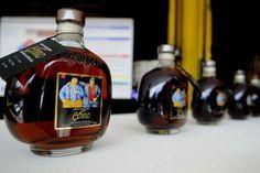 Medellin, Colombia: Botero Ron Medellin premium rum