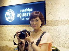 アドビシステムズ株式会社は8月26日、水族館写真の撮影術と画像の加工編集が体験できるマスコミ向け説明会を開催した。会場は、東京都豊島区のサンシャイン水族館。