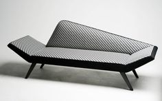 Folke Jansson Facett Sofa | From a unique collection of antique and modern sofas at https://www.1stdibs.com/furniture/seating/sofas/