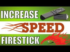 Increase Speed on Amazon FireStick make it run FASTER and COOLER! - YouTube Tv Hacks, Netflix Hacks, Amazon Fire Stick, Amazon Fire Tv, How To Jailbreak Firestick, Amazon Hacks, Netflix Streaming, Keep The Lights On, Computer Internet