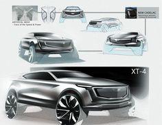 Cadillac Performance SUV : XT-S6 on Behance