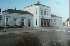Oude treinstation Heerenveen