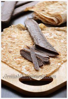 Ни одно армянское застолье не обходится без бастурмы и суджуха.Бастурму много лет готовлю сама,а вот суджух-готовила в первый раз,но результатом очень…