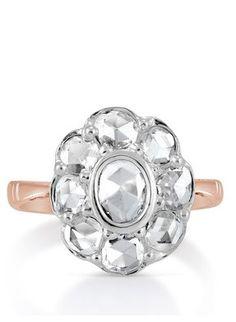14k Rose Gold Iolana Ring
