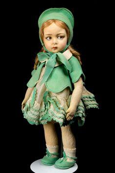 Series 110 Lenci doll